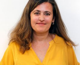 Borja Jándula, Jefa de Estudios de CL Granada