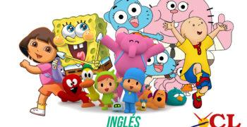 Dibujos animados en inglés