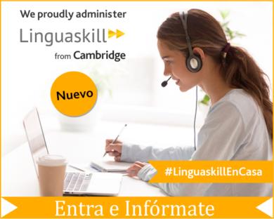 Linguaskill Banner